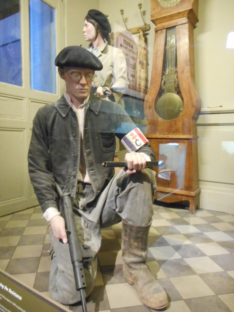 Overlord Museum  ( Colleville sur mer , Calvados / Normandie ) Dscn2718