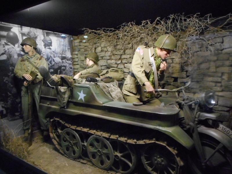 Overlord Museum  ( Colleville sur mer , Calvados / Normandie ) Dscn2719