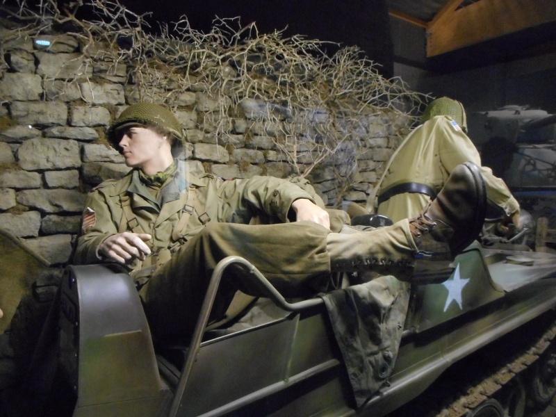 Overlord Museum  ( Colleville sur mer , Calvados / Normandie ) Dscn2720
