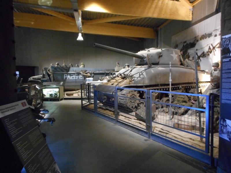 Overlord Museum  ( Colleville sur mer , Calvados / Normandie ) Dscn2722