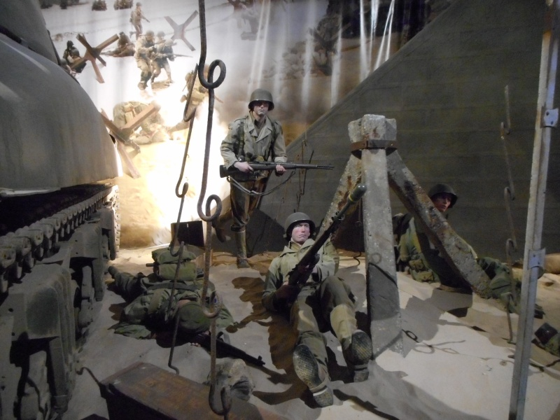 Overlord Museum  ( Colleville sur mer , Calvados / Normandie ) Dscn2723