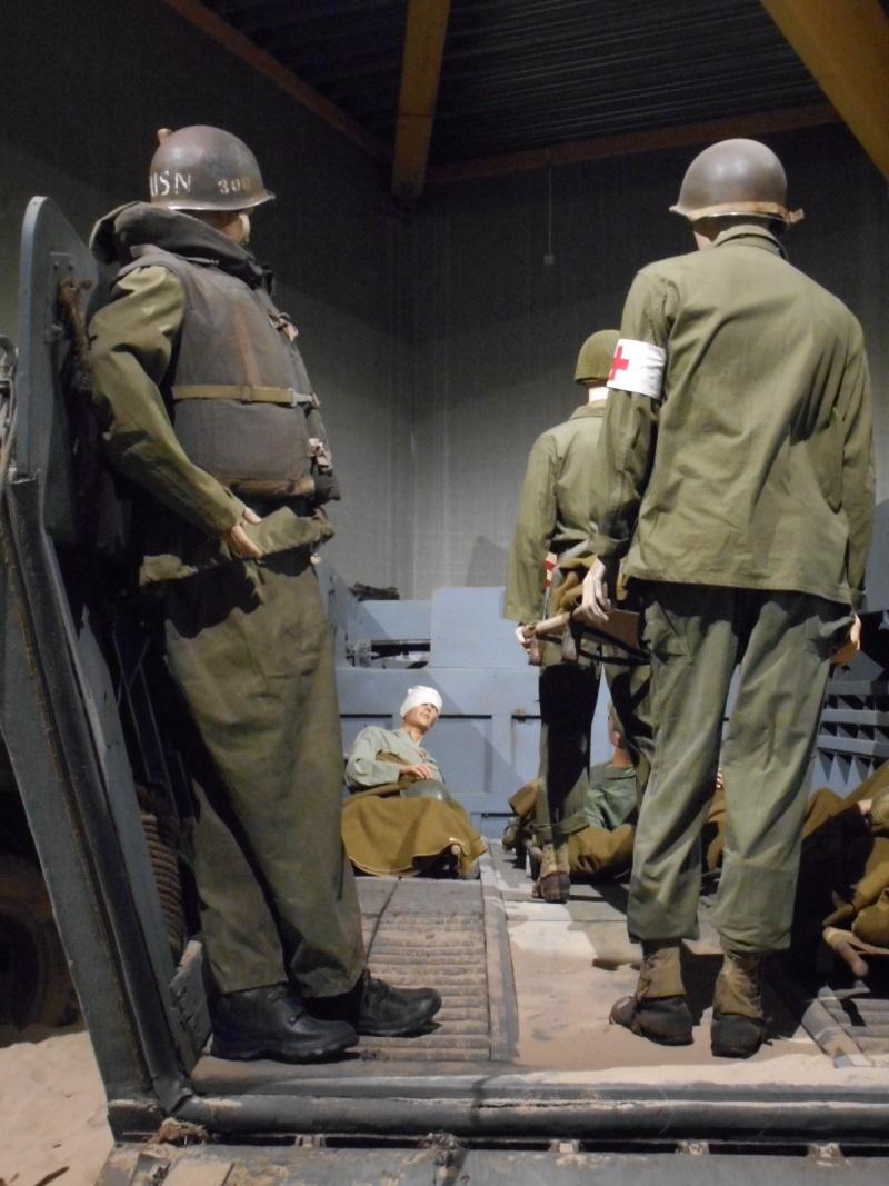 Overlord Museum  ( Colleville sur mer , Calvados / Normandie ) Dscn2731