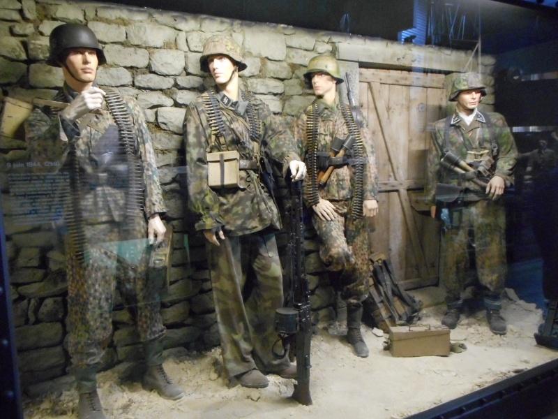 Overlord Museum  ( Colleville sur mer , Calvados / Normandie ) Dscn2736