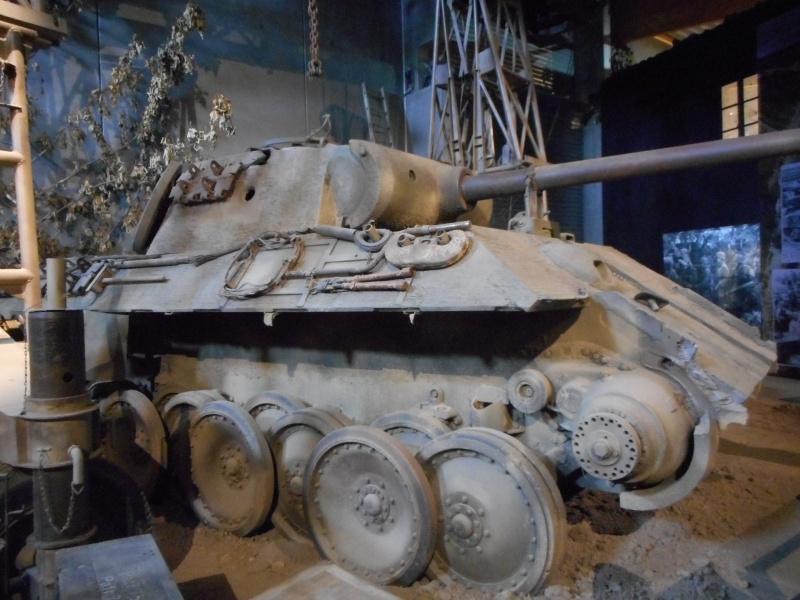 Overlord Museum  ( Colleville sur mer , Calvados / Normandie ) Dscn2739