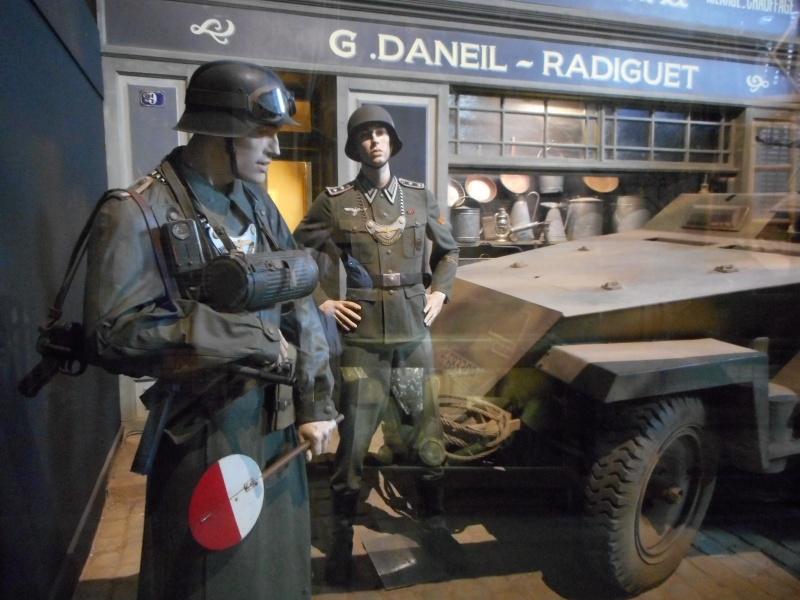 Overlord Museum  ( Colleville sur mer , Calvados / Normandie ) Dscn2740