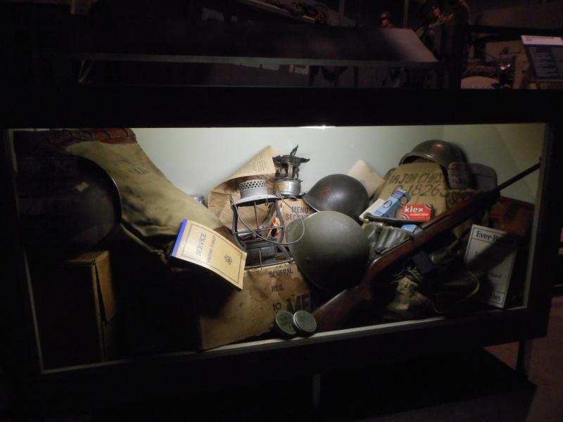 Overlord Museum  ( Colleville sur mer , Calvados / Normandie ) Dscn2744