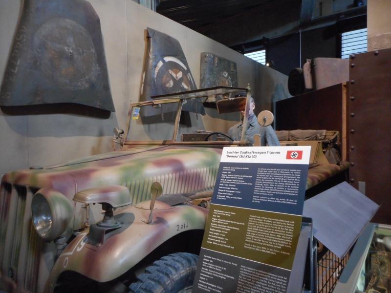 Overlord Museum  ( Colleville sur mer , Calvados / Normandie ) Dscn2750