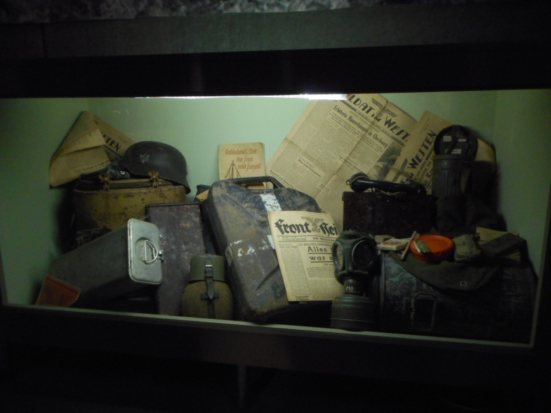 Overlord Museum  ( Colleville sur mer , Calvados / Normandie ) Dscn2751