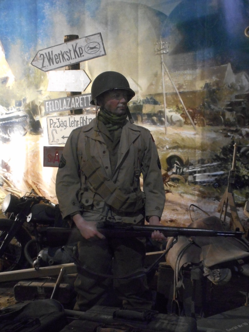 Overlord Museum  ( Colleville sur mer , Calvados / Normandie ) Dscn2754