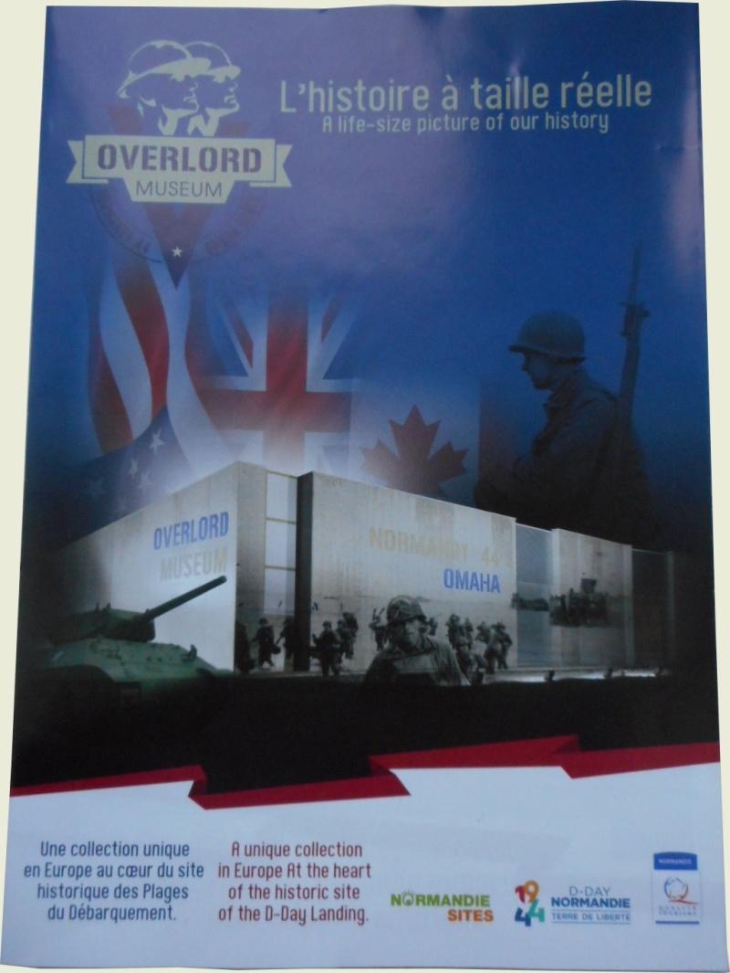 Overlord Museum  ( Colleville sur mer , Calvados / Normandie ) Dscn2757