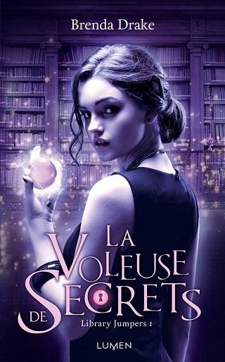 LIBRARY JUMPERS (Tome 01) LA VOLEUSE DE SECRETS de Brenda Drake La-vol10