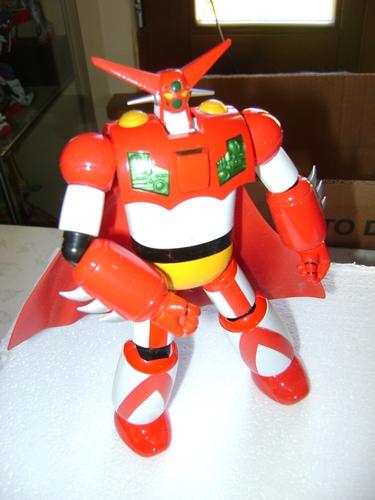 ROBOT GETTER ONE GETTA 1 AOSHIMA SG - 13 NORMAL COLOUR Getter10