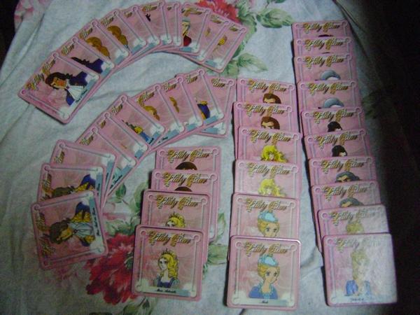 LADY OSCAR - VERSAILLES NO BARA TWIN GAME MEMORY by TESLA Ladyos13