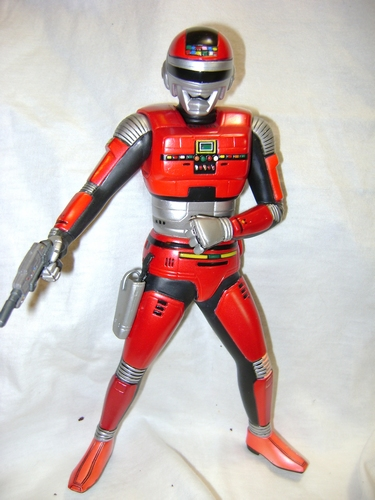 SPACE SHERIFF SHARIVAN + GAVAN by UNIFIVE 2003 Uchuuk11