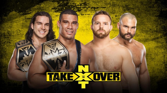 NXT TakeOver : The End du 8/06/2016 20160511