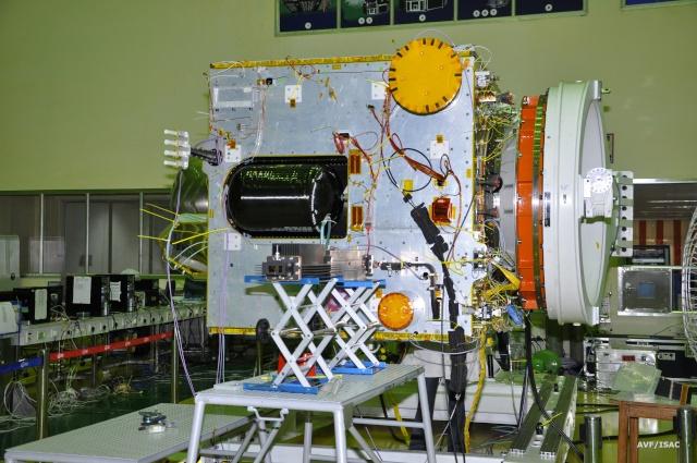 PSLV-XL C33 (IRNSS-1G) - SHAR - 28.4.2016  1-irns10