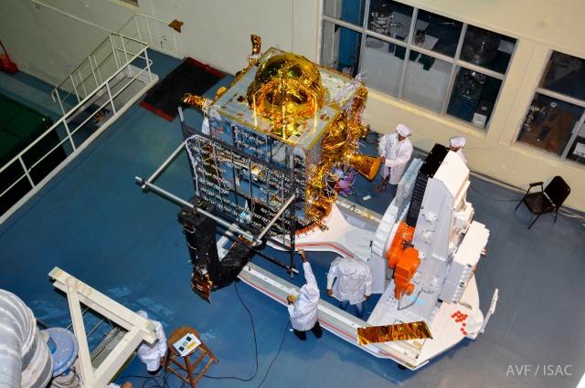 PSLV-XL C33 (IRNSS-1G) - SHAR - 28.4.2016  2-irns10