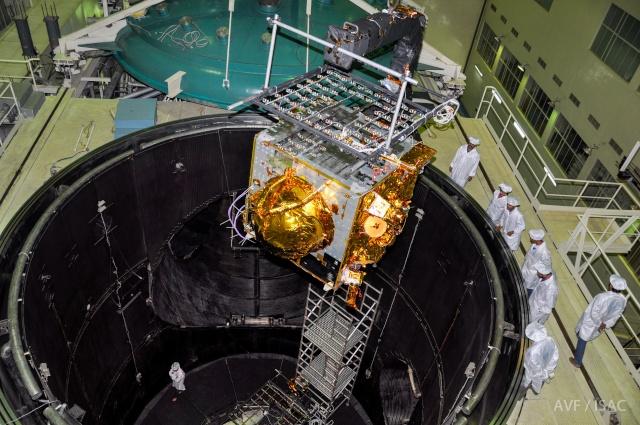 PSLV-XL C33 (IRNSS-1G) - SHAR - 28.4.2016  3-irns10