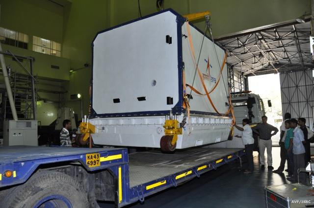 PSLV-XL C33 (IRNSS-1G) - SHAR - 28.4.2016  410