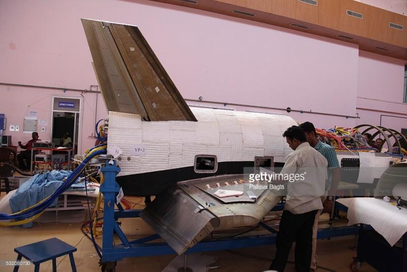 [Inde] Lancement suborbital RLV-TD HEX-01 - 23 mai 2016 53208010