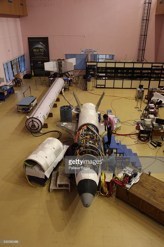 [Inde] Lancement suborbital RLV-TD HEX-01 - 23 mai 2016 53208211