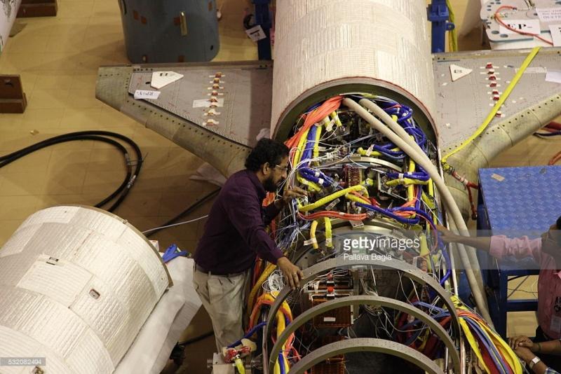[Inde] Lancement suborbital RLV-TD HEX-01 - 23 mai 2016 53208212