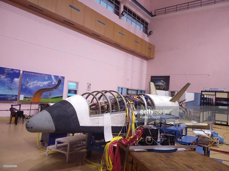 [Inde] Lancement suborbital RLV-TD HEX-01 - 23 mai 2016 53208213