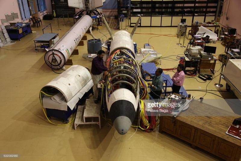 [Inde] Lancement suborbital RLV-TD HEX-01 - 23 mai 2016 53208214