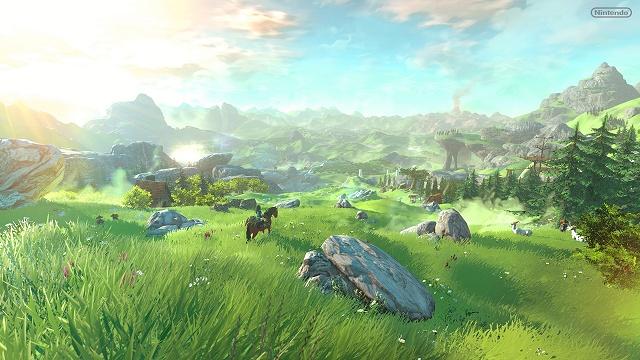 Zelda für WiiU Wallpa10
