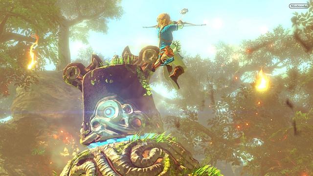 Zelda für WiiU Wallpa11