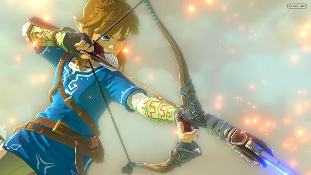 Zelda für WiiU Wallpa12