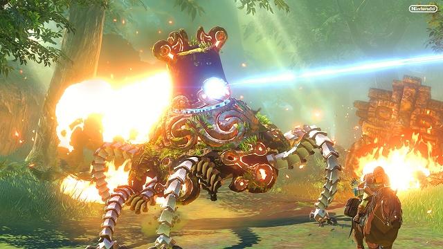 Zelda für WiiU Wallpa13