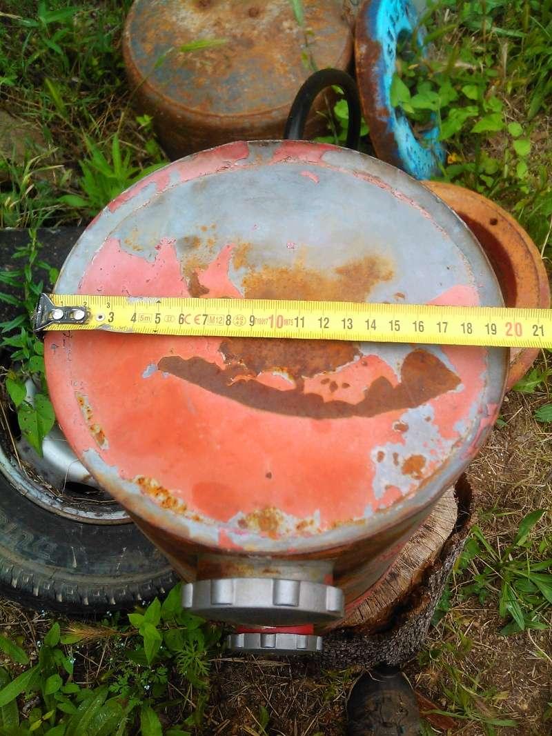 Reservoir energic 410 Energi16