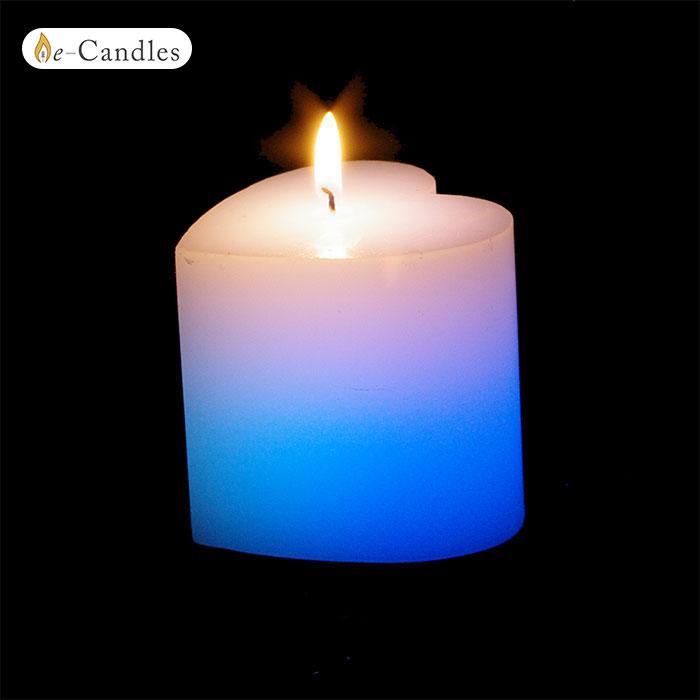 """""""Apportons notre lumière pour la paix dans le monde"""" - Page 2 Bougie10"""