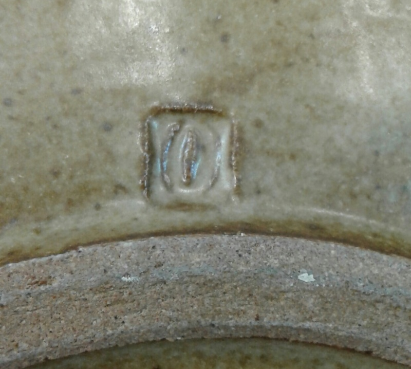 Glazed Jug with Eye mark - is Petra Meyboden 20160410