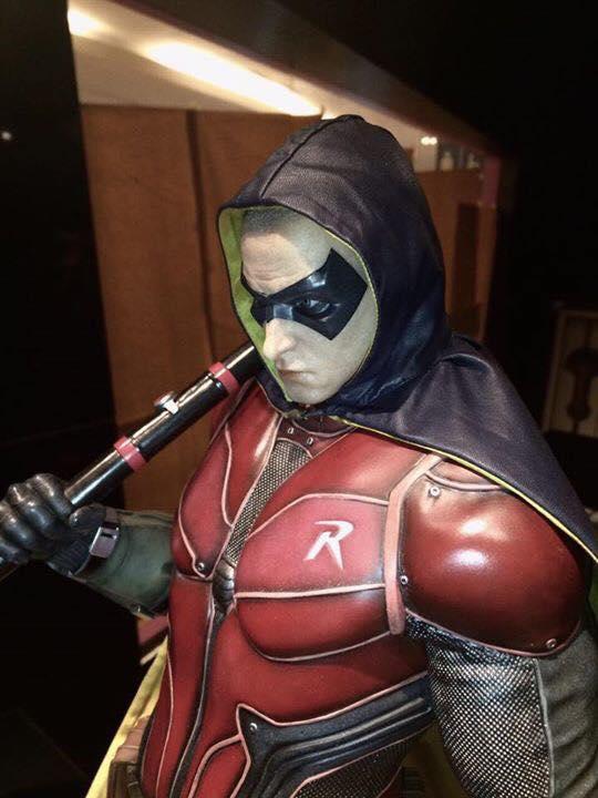 Batman Arkham Knight - Robin 1/3 Statue - Page 2 13412910