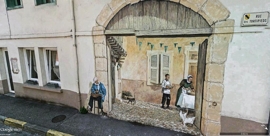 STREET VIEW : les fresques murales en France - Page 20 Fresqu11
