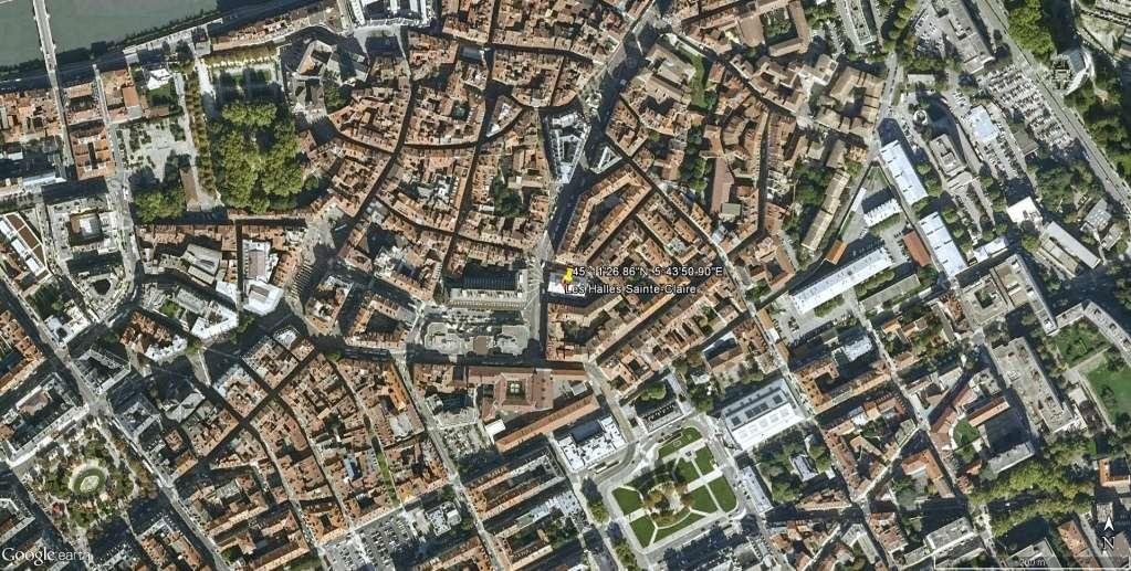 STREET VIEW : halles et marchés couverts - Page 2 Halles13