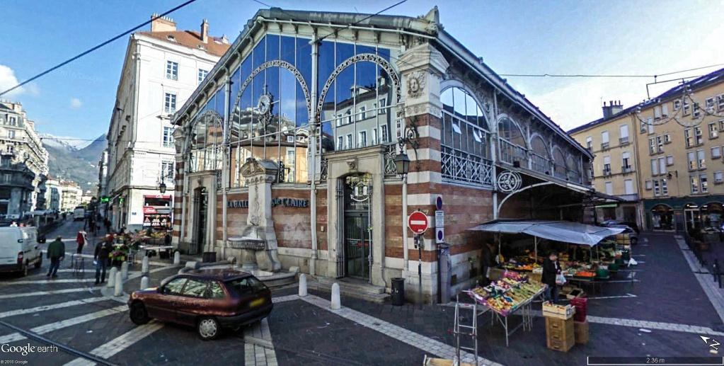 STREET VIEW : halles et marchés couverts - Page 2 Halles14