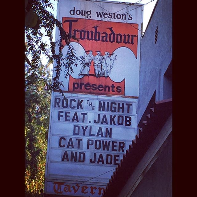 """4/16/16 - """"Rock The Night Benefit"""", West Hollywood, CA, Troubadour 112"""