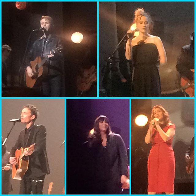 """10/12/15 - Los Angeles, CA, Orpheum Theater, """"Echo In The Canyon"""" Tribute Concerts (2 shows) 215"""