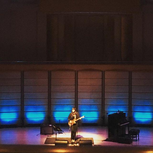 5/16/16 - Sydney, Australia, City Recital Hall 312