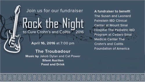 """4/16/16 - """"Rock The Night Benefit"""", West Hollywood, CA, Troubadour 4-16-110"""