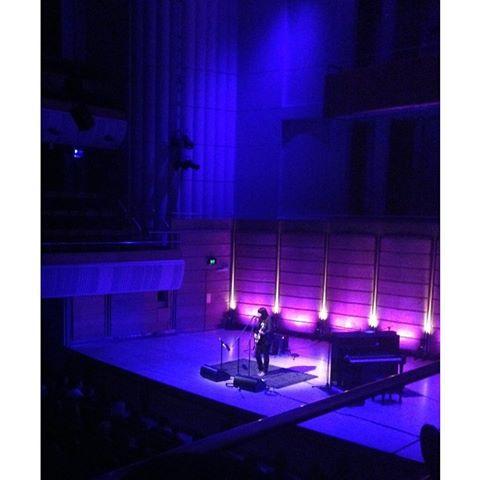 5/16/16 - Sydney, Australia, City Recital Hall 513
