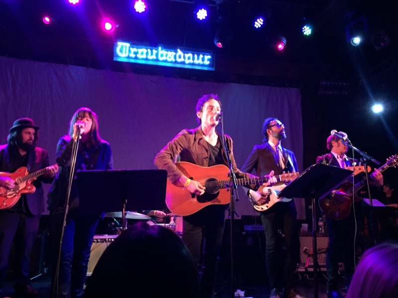 """4/16/16 - """"Rock The Night Benefit"""", West Hollywood, CA, Troubadour 711"""