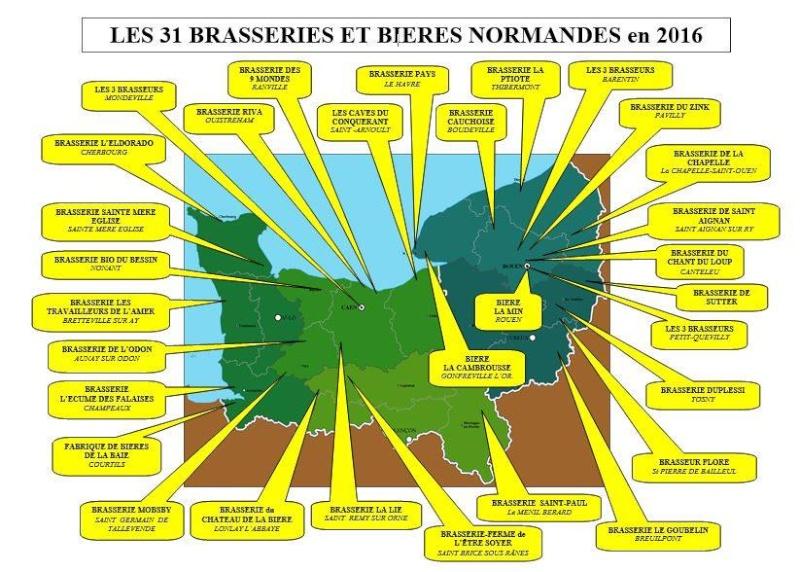 1 er fête  de la biere artisanale normande  12688110