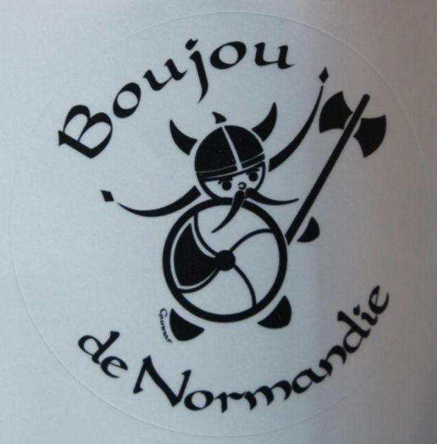 Gunnar le viking, cette nouvelle mascotte qui représentera la Normandie Logo-610