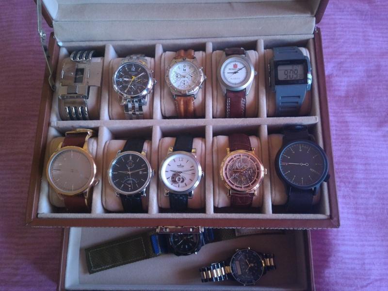 Ma collection de montres de tous les jours. P_201610