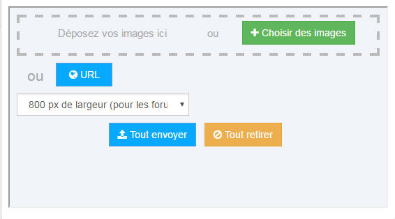 Méthode pour insérer une image dans un message -chois10