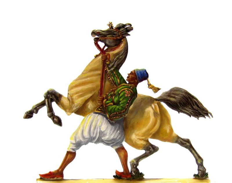 Cheval arabe Omar_610